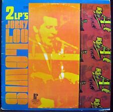 JERRY LEE LEWIS 2 lp's LP VG PTP 2055 Vinyl 1973 High Heeled Sneakers