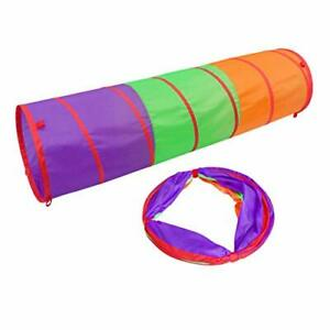 6 Foot Play Tunnel – Indoor Crawl Tube for Kids | Adventure Pop Up Toy Tent –...