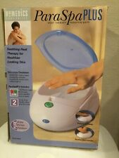Homedics ParaSpa Plus Heat Therapy Paraffin Bath Model Par-70 New