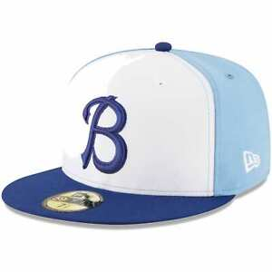Buffalo Bisons New Era Alternate 3 Authentic Collection On-Field 59FIFTY Fitted