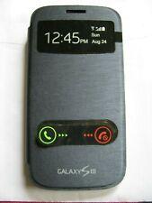 SAMSUNG GALAXY S III Housse Clapet de protection Plastique