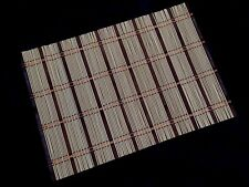 4 x Bamboo Table Placemat  Placemats 44cm x 30cm New
