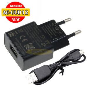 New Original Sony AC-UUD12 EU plug AC Adaptor for A7RII AX100E RX100 RX1R RX10