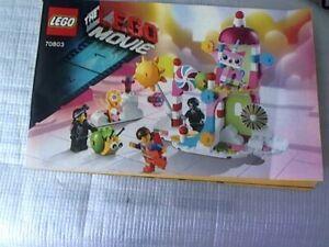 LEGO MOVIE CLOUD CUCKOO PALACE – 70803 Instruction Manual *No Bricks included*