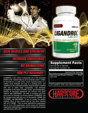 Ligandrol by Hardcore Formulations, LGD 4033 MAX,Gain muscle,Strength LGD-4033