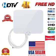 35 Miles Range Antenna Tv Digital Hd Skywire Amplifier Digital Indoor Hdtv 1080P