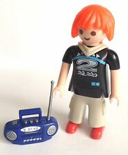 Playmobil Figura / fi?ures Serie 1-Skater Girl