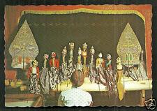 Wayang Golek Puppets Dolls Show Java Indonesia 70s