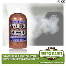 Head Gasket Repair for Peugeot RCZ. Cooling System Seal Liquid Steel