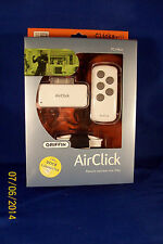 NEW Griffin AirClick Remote Apple 4G 5G Mini Dock Video