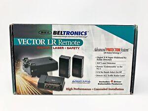 BEL BELTRONICS Vector LR Remote RADAR / LASER DETECTOR Model 975R