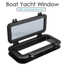 16 Zoll Boot Yacht Bullauge Öffner Fenster Port Loch Sichfenster Luke Gehärtetem