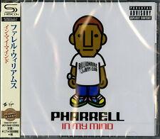 PHARRELL WILLIAMS-IN MY MIND-JAPAN SHM-CD BONUS TRACK D50