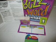 Patch Buzzword Junior The Game that Fuzzes your Memory and Buzzes Brain for Kids