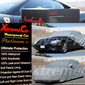 2000 2001 2002 Mercedes-Benz S350 S430 S500 S600 Waterproof Car Cover GREY