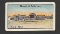 AFRICAN TOBACCO - HOUSES OF PARLIAMENT - AUSTRIA