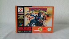 SUNSETRIDERS | Super Nintendo | SNES | 100% Nintendo | Pal | VGC