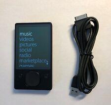 Microsoft Zune 120 Gb Digital Media Player - Black
