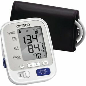 Omron 5 Series Upper Arm Blood Pressure Monitor with Cuff (3 Pack)