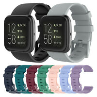 For Fitbit Versa 2 / LITE Watch Band Replacement Silicone Bracelet Wrist Strap#