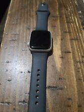 Apple Watch Series 4 40 mm Space Gray Aluminum Case with Black Sport Band (Gps)…