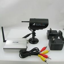 Wireless Camera with Receiver Set  (Channel Switchable Camera)