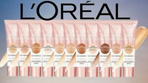 LOréal Skin Paradise Tinted Moisturiser SPF20 30ml Various Shades Brand New