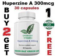 Huperzine A 300mcg  Supports Memory Health