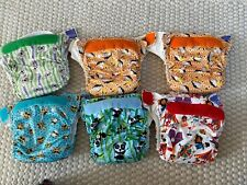 6 Bambino Mio Miosolo All In One nappy Pre Loved