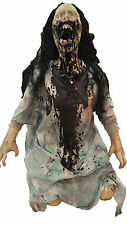 HALLOWEEN LIFE SIZE ANIMATED WRETCHED MONSTER  PROP DECORATION ANIMATRONIC