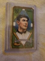 T205 Harry Wolter  Ny Yankees 1909-1910 (piedmont cigarettes)