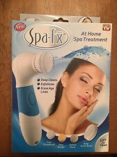 NEW Spin Spa Cleansing Facial Brush As Seen On TV