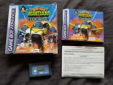BUTT UGLY MARTIANS B.K.M BATTLES Nintendo Gameboy Advance Game
