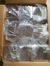 """Lot of 9 New Acrylic 8x4x4"""" Display Cases for Ty Beanie Baby/Other Collectibles"""
