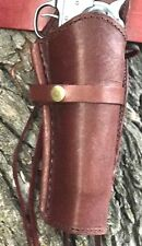 Gun Holster Leather Holster Chocolate Smooth 70103