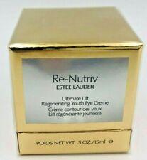 Estee Lauder Re-Nutriv Ultimate Lift Regenerating Youth Eye Creme 0.5 /15 ml NIB