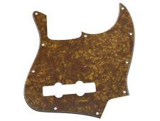 * NEW Gold Pearloid PICKGUARD for Fender Jazz Bass 3 Ply Standard 10 Hole