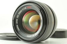 """RARE """"O"""" 【Near Mint】 Canon FD 55mm F/1.2 S.S.C. SSC MF Lens FD Mount From JAPAN"""