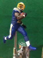 LA CHARGERS Tap Handle Beer Keg NFL Football Gordon Blue Nike Jersey LA
