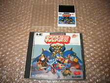 NECROSS NO YOSAI PC ENGINE HU-CARD JAP IMPORT!