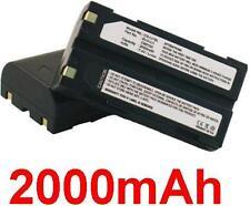 Batterie 2000mAh type C8872A EI-D-LI1 Pour Trimble R6