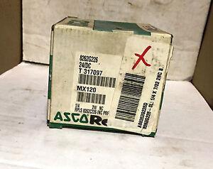ASCO RED HAT 8262G226 24V DC VALVE