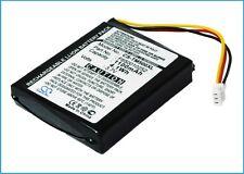 3.7 V Batteria per TomTom ONE XL Dach TML, 4K00.100, una versione 3, One IQ Routes,