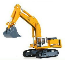 KDW 1:87 Scale Diecast Crawler Excavator Construction Vehicle Car Models LS30