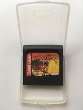 Samurai Spirits Game Gear Spiel Kassette mit Hülle