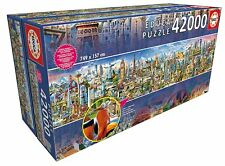 Educa: Around The World 42000 Piezas Puzzle (17570)