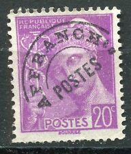 FRANCE TIMBRE   PREOBLITERE  N° 78  OBL  TYPE MERCURE
