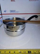 """Farberware Stainless Steel Steamer Insert ~ 6 7/8"""" Diameter"""