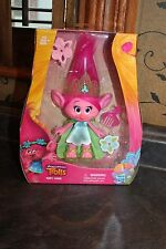 Dreamworks Trolls 9 inch Figure Poppy Doll Brand New In Box