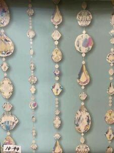 arthouse opera CRYSTAL TEAL 670801 crystal pearls